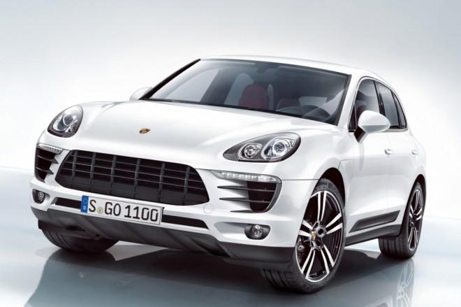 "Porsche Macan: теперь ""турбочетверка"""
